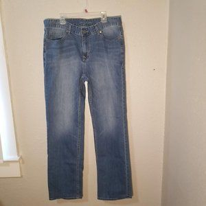 Calvin Klein Straight Jeans W34 L32 Men's Pants